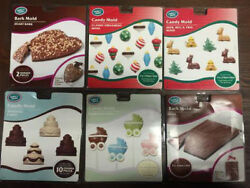 Wholesale Lot Of 100 Make 'n Mold Chocolate Candy Holiday Molds Halloween And More