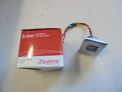 I2systems E1150z-12a00n Marine Boat Led White Drop In Light 9-3vdc