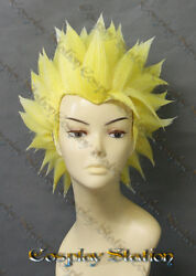 Fairy Tail Sting Eucliffe Custom Styled Cosplay Wig_commission798