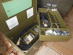 Military Surplus Large Tent Lighting Kit 110v Army Truck Trailer Camping Us