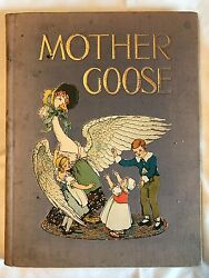 Mother Goose Nursery Rhymes Book 1915 Volland Popular Edition