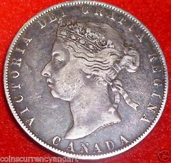 Canada 1898 Fifty Cents