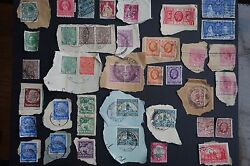 43 International India Germany S Africa Bahamas Eire Stamp 1a, 2, 2 1/2d, 5 Cent