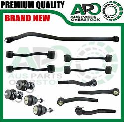 JEEP Grand Cherokee WJ WG 99-05 Ball Joint Tie Rod End Sway Bar Link Track Kit
