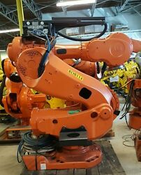 Abb Irb 7600 400kg Robot With S4c Plus M2000 Controller - Tested