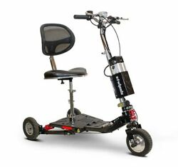 All-New EFORCE1 Portable Powerful Electric Scooter EWHEELS EW07 Speed 12mph