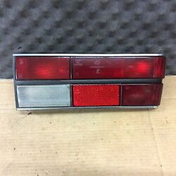 Rare 1978 1979 Audi 5000 Right Side Hella Tail Light Complete And Super Clean Oem
