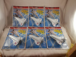 Usa Space Shuttle Die Cast Metal Pull Back 4 6 Pieces