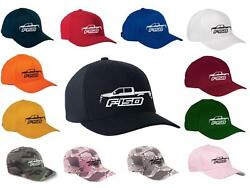 2015-17 Ford F-150 F150 Pickup Truck Classic Color Outline Design Hat Cap NEW