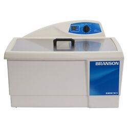 Branson M8800h Ultrasonic Cleaner W/ Mechanical Timer And Heat Cpx-952-817r