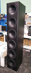Huge 7ft Active Powered Subwoofer Power Tower Bass Sub Woofer Built-to-order New