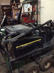 John Deere 3000eh Power Washer / With Hot Water