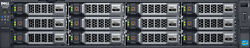 DELL POWEREDGE R730xd Xeon six core E5-2609 v3 8GB RAM Two PS H730p 12 x 4TB SAS