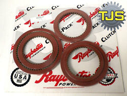 . 4L80E Friction Clutch Clutches RED RCPS 31 1991 1995 Raybestos Stage 1 $129.95