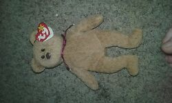 Error Ty Beanie Bear It Has A Dozen Errors And You Can Research Most Is 8 Grand