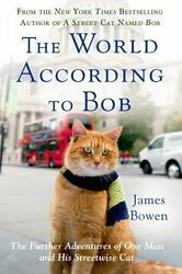 The World According To Bob The Further Adventures Of One Man And His Streetw...