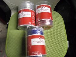 Holiday 18 Ft Crystallized Rope Light Assorted Color Clear Blue And Red 19 Ft L