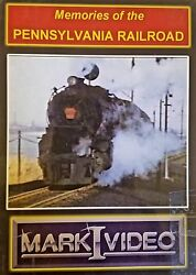 Mark I Video -andnbspmemories Of The Pennsylvania Railroad Volumes I And Ii - Dvd