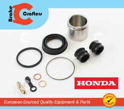 1979 - 1981 Honda Cx500d Deluxe - Front Brake Stainless Steel Piston And Seal Kit