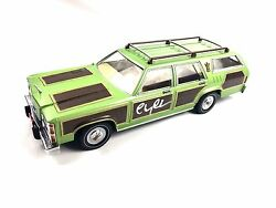 Chevy Chase Authentic Autograph 1:18 National Lampoon's Wagon Queen BAS SIGNED