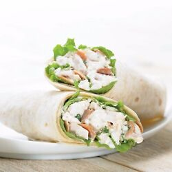 Catering Service 100 Individually Boxed Chicken Wraps And 100 Drinks