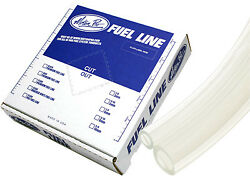 Motion Pro - Premium Fuel Line Clear 3/16x25and039 - 12-0043