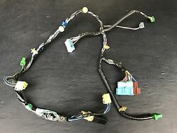 99-00 Honda Civic Climate Control Wiring Harness Heater AC Large Wire OEM EK