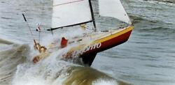 Fast Boat Bottom Paint Saves Fuel And Wins Races