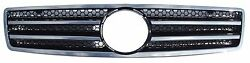 Mercedes Benz SL W129 R129 SL500 SL600 AMG-Style 90-02 Front Grille Chrome