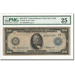[266958] United States, Fifty Dollars, 1914, Km740, 1914, Graded, Pmg
