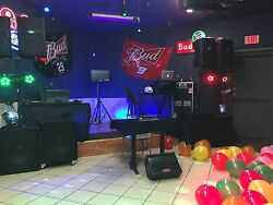 Pa System- Peavey 12 Mains And 18 Subs. 11k Watts Of Power Supplied