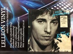 Bruce Springsteen The River Double Lp Album Cbs88510 84623 A1/b2/c1/d Rock 80and039s