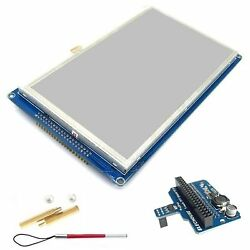 7 Tft 800480 Sd Touch Module With Shield For Arduino Due