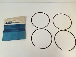 Vintage Oem Ford Service Parts 377127-s Retainer Ring 377127s
