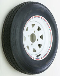 Awc - Trailer Tire And Wheel Assembly White - 58-8163