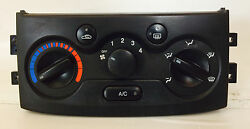 2004 Chevrolet Aveo Wave Swift AC Heater Climate Control
