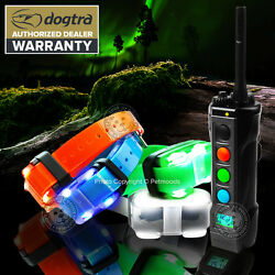 EDGE Dogtra Training Remote 4-Dog Collar RX 1-Mile Waterproof Trainer Hunting K9