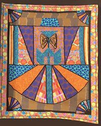 Beautiful Totally Hand-made Heirloom Quilt