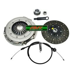PSI MOTORCRAFT CLUTCH KIT w CABLE 1986-1995 FORD MUSTANG 5.0L MERCURY CAPRI RS