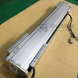 Linear Positioning Stage Yaskawa Servo Motor & Drive,stroke 600mm ,double slide