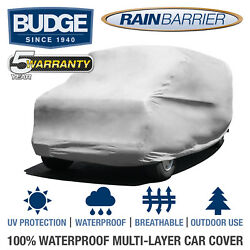 Budge Rain Barrier Van Cover Fits Mini- Up To 18and039 Long|waterproof|breathable