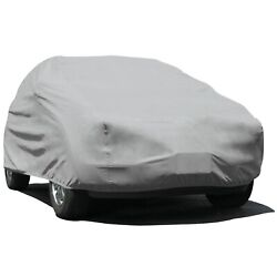 Budge Rain Barrier Suv Cover Fits Full Size Suvs Up To 17and0395 Long | Waterproof