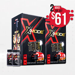 Xmode Super Premium Energy Shots Double Box - 200 Svngs For 57 - Save 600