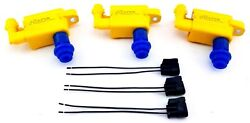Ignition Coil Wire Loom Kit For Is200 Is300 Gs300 Sc300 Soarer Chaser Altezza 2j