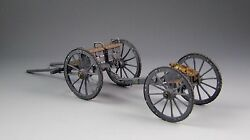 1/30 Napoleon British 5.5 Inch Howitzer Cannon With Limber By Country Honor