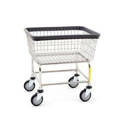 Commercial Heavy Duty Wire Laundry Basket Cart New