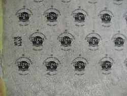 Rare 1950s Hires Root Beer Soda Bottle Cap Factory Glass Printing Plate