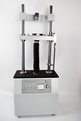 Electric Double Column Vertical Tension Test Stand Aev-5000n U