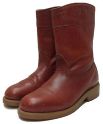 Vintage Red Wing Irish Setter Pull On Boots Style 811 Size 7.5 D