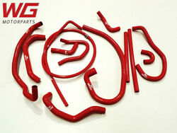 Roose Motorsport Mixed Ancillary Hose Kit For Ford Escort Rs1600i 1.6 Mk3 Models